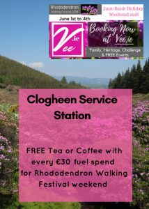 Clogheen Service Station Offer